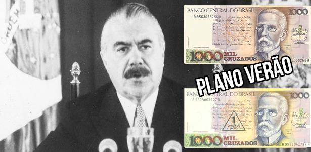 Um novo plano... um novo corte de zeros... rotina no governo do José Ribamar