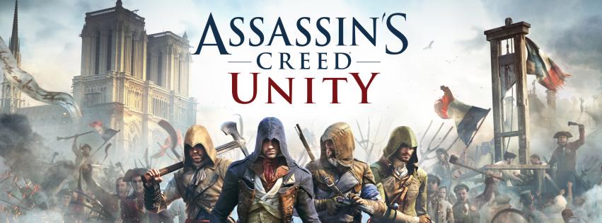 Assassin's Creed Unity é um dos games da franquia de sucesso da Ubisoft