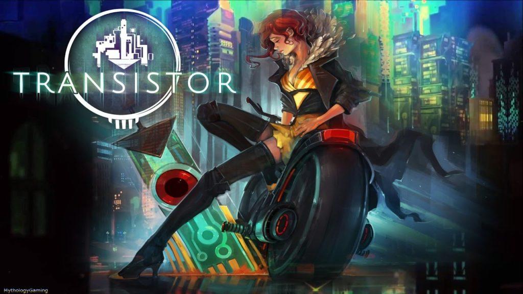 Transistor foi desenvolvido pela Supergiant Games