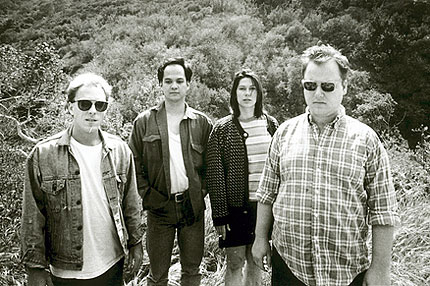 Black Francis, Joey Santiago, Kim Deal e David Lovering