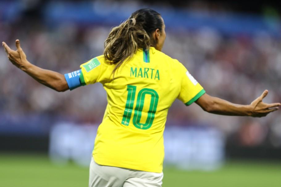 Marta... a melhor do mundo