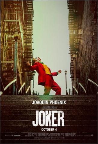Cartaz oficial de Coringa (Joker)