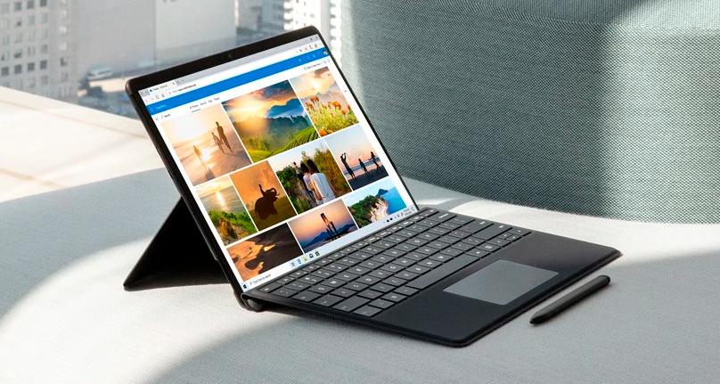 Surface Pro X - Conectvidade LTE e processador ARM