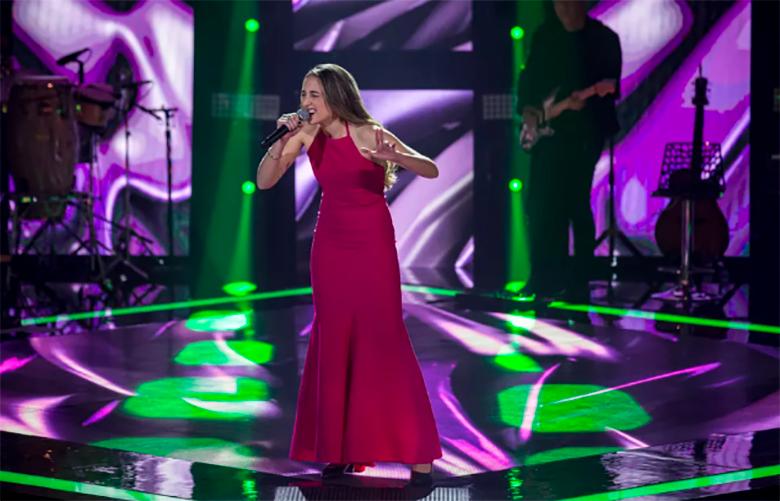 Interpretação fantástica de Maria Luiza na sua estreia no The Voice Brasil 2019