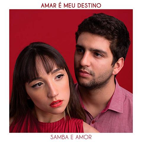 """O disco de estreia """"Amar é meu Destino"""""""