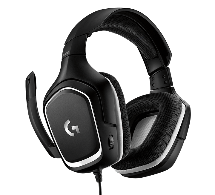 O Headset G332 SE é perfeito para uma imersão sonora total
