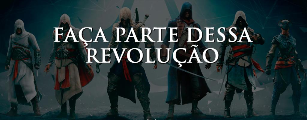 Parceria entre Credicard e Ubisoft traz uma novidade para os fãs de Assassin's Creed