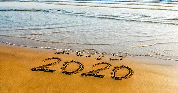 Mais um ano se vai... Seja bem-vindo 2020!