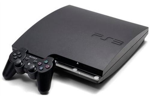 PS3 slim... o coração falou mais alto