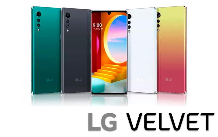 LG Velvet é a nova aposta da LG no mercado mobile