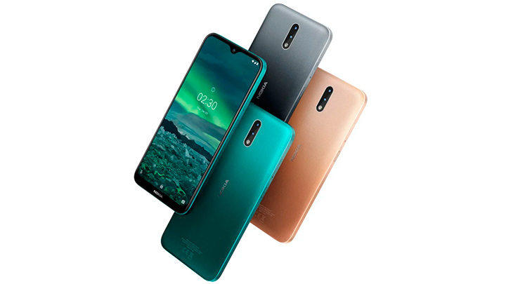 Nokia 2.3 é a aposta da HMD para sua estreia o mercado nacional