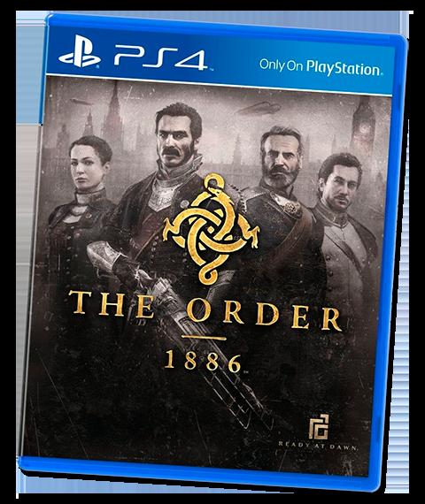 The Order 1886 - Primeiro game da minha extensa listinha do PS4