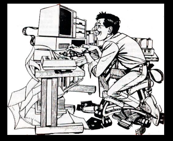 O Computador já faz parte da minha rotina a muitos anos