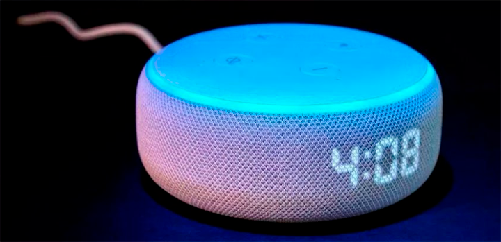 Echo Dot agora traz display LED para mostrar hora e temperatura