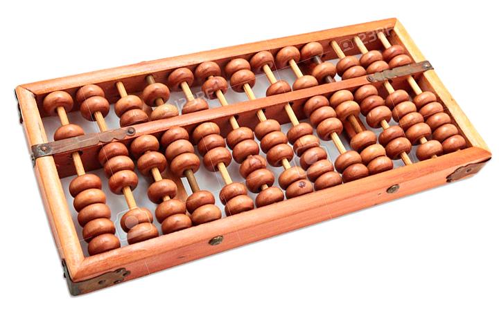 O ábaco tem origem incerta e foi utilizado como dispositivo de cálculo em várias culturas da antiguidade