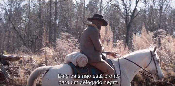A história do primeiro xerife negro