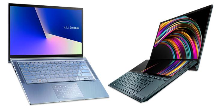 ZenBook 14 e ZenBook Duo... as novidades da ASUS para o mercado brasileiro