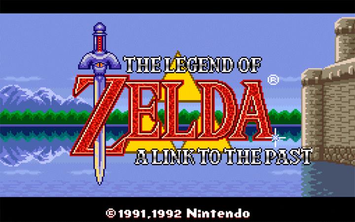 A Link to the Past... lindo até hoje