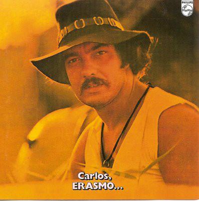 Capa do álbum Carlos, ERASMO
