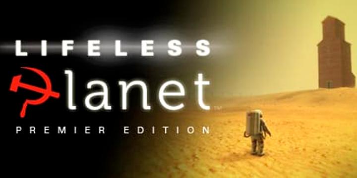 Lifeless Planet está gratuito na Epic... Corre lá para garantir sua cópia