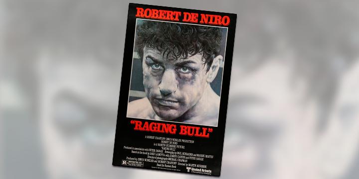Raging Bull... É mesmo o Robert De Niro?