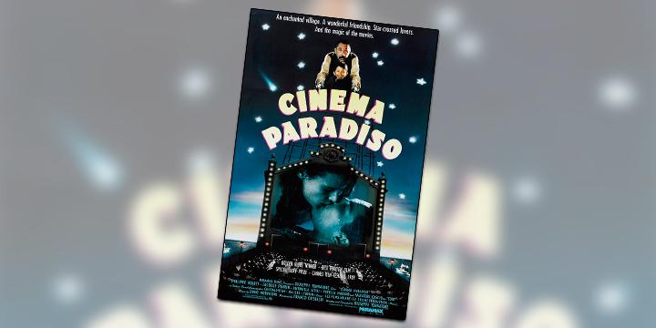 Uma linda história para despertar a paixão pelo cinema