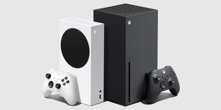 Os novos XBox nas versões Series S e Series X