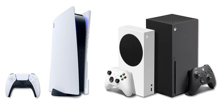 Playstation 5, XBox Series X e o caçula Series S... a nova geração de consoles